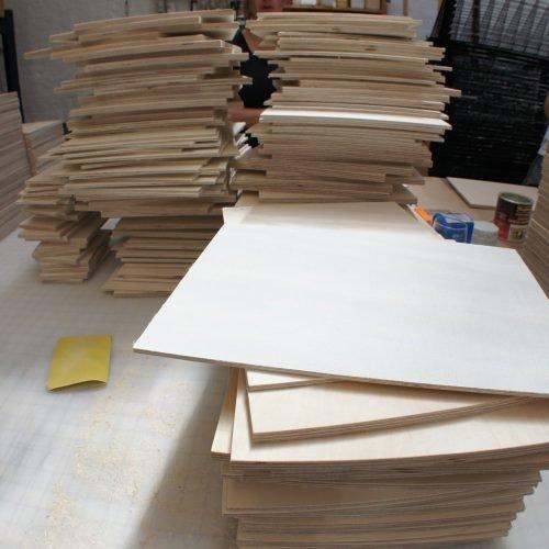 Linen Panels