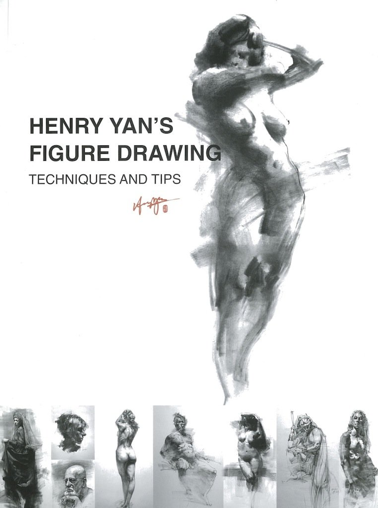 Henry Yans Figure Drawing Techniques And Tips London Art Shop