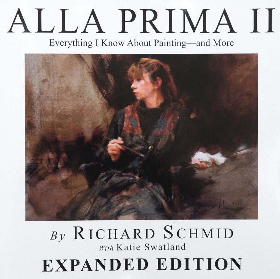 ALLA PRIMA II by Richard Schmid