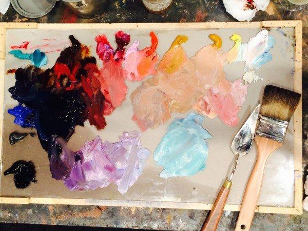 Glass Palettes