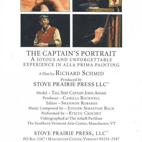 Richard Schmid - The Captain's Portrait