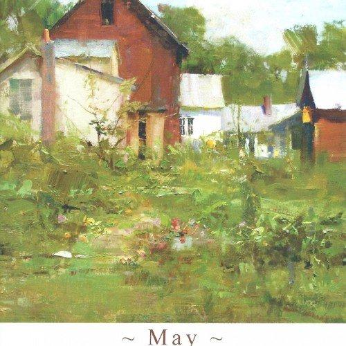 Richard Schmid Paints The Landscape - May