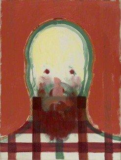 by (Gordon) Howard Eliot Hodgkin, oil on canvas, 1962