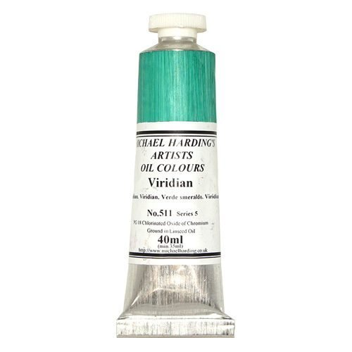 Michael Harding Artists' Oil Colours 40ml