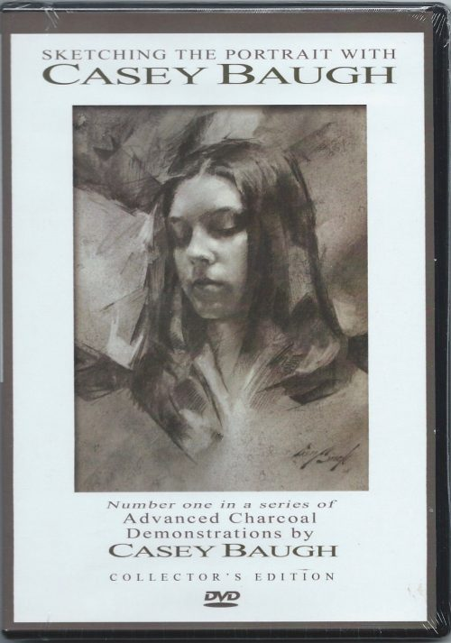 Casey Baugh Artist Instructional DVD