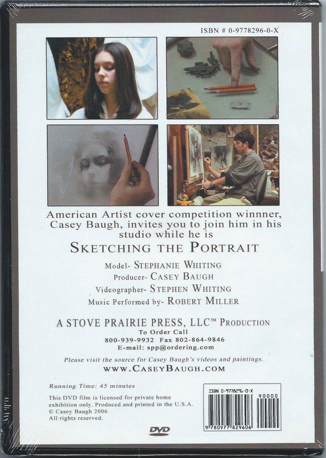 Casey Baugh Artist Instructional DVD