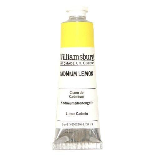 Williamsburg Oil Colour Cadmium Lemon 37ml