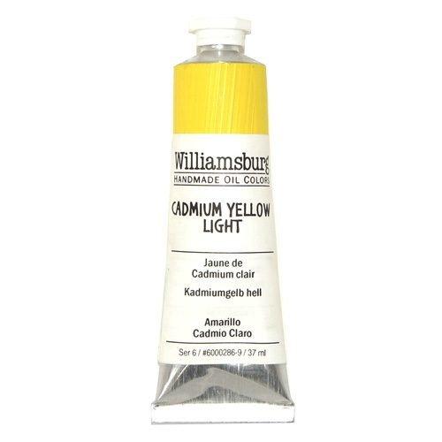 Williamsburg Oil Colour Cadmium Yellow Light 37ml