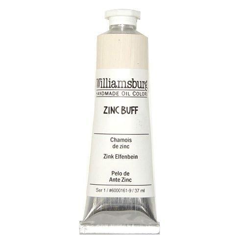 Williamsburg Oil Colour Zinc Buff 37ml