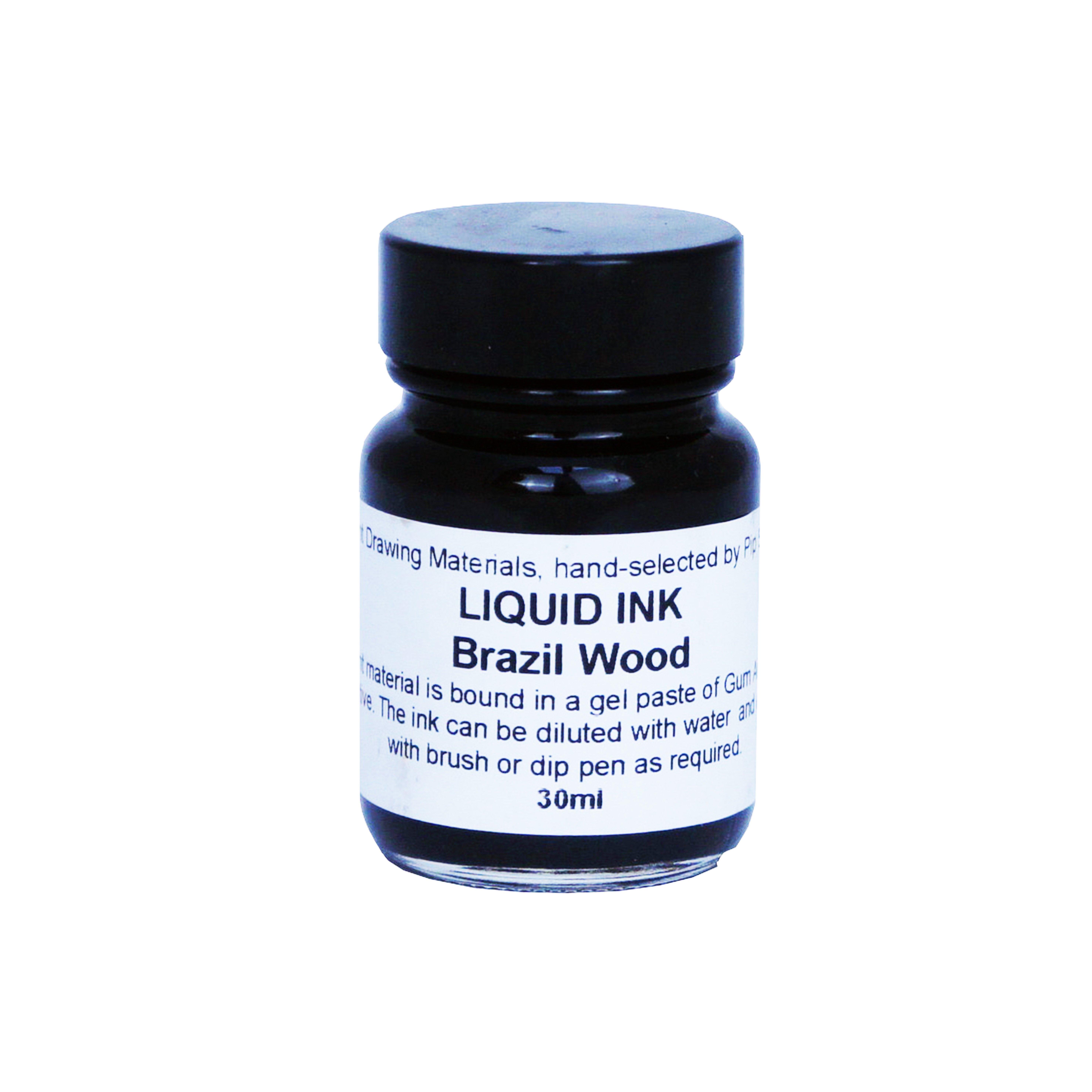 Brazil Wood Ink 30ml London Art Shop Buy Art Supplies