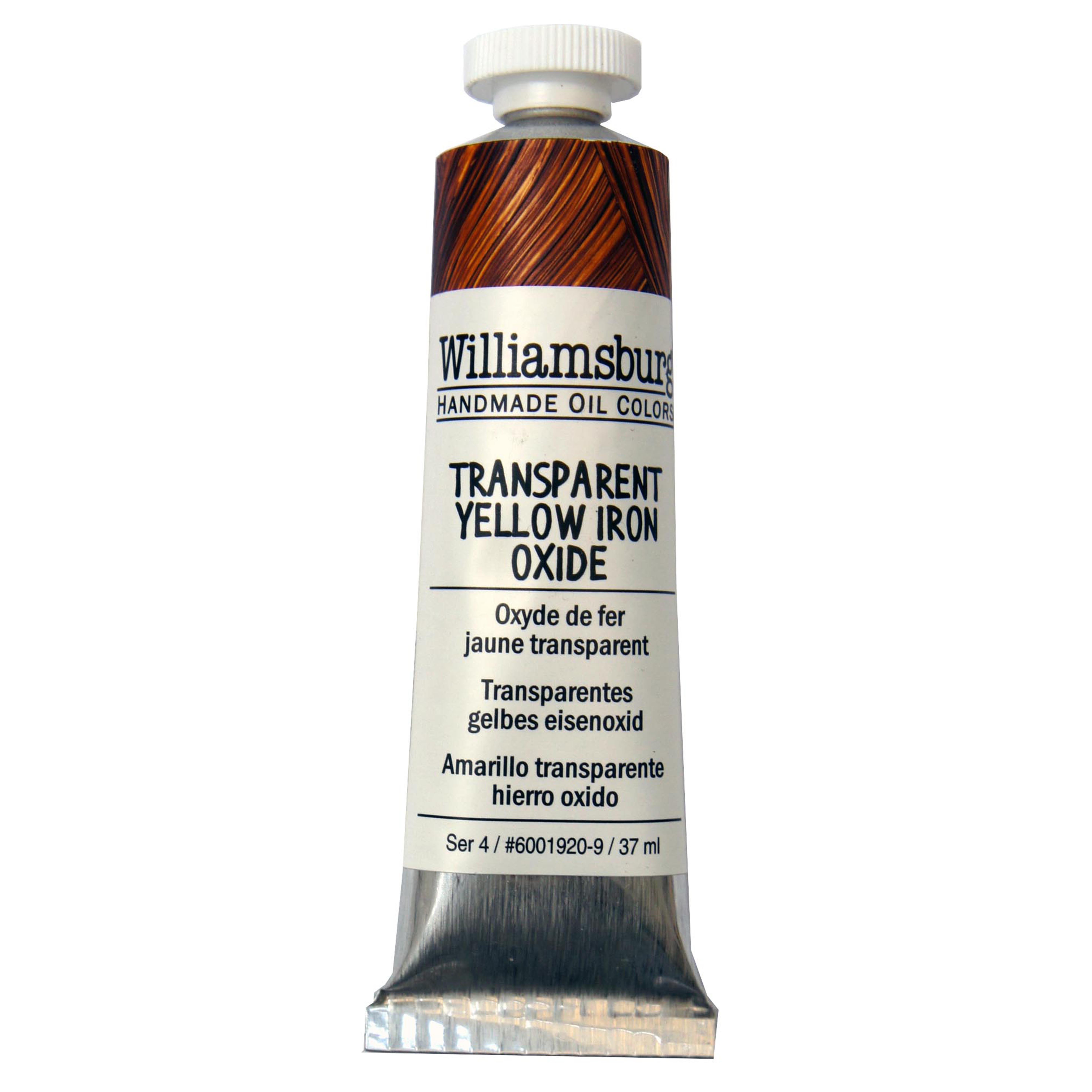williamsburg transparent yellow iron oxide london art shop buy